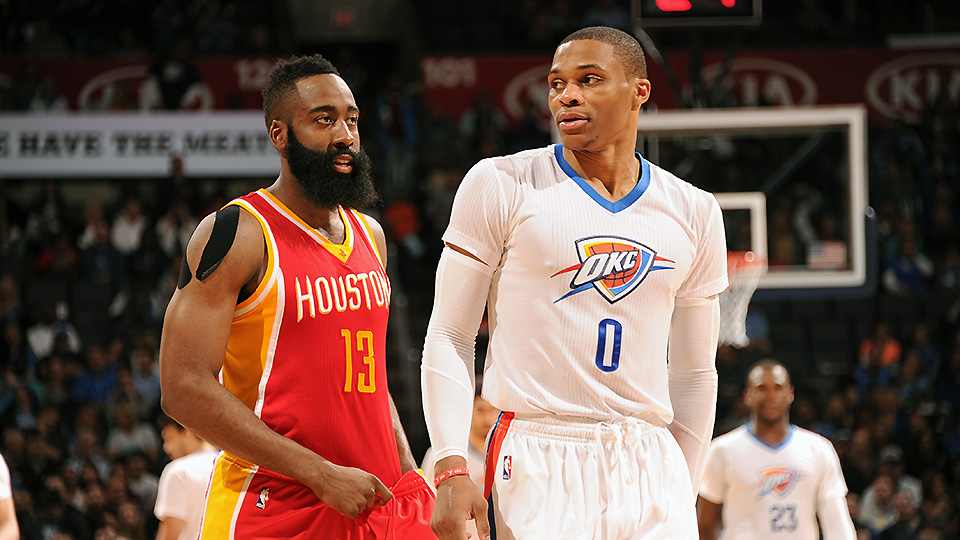 Image result for harden or westbrook images