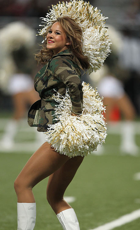 NFL Cheerleaders Week 11  SIcom