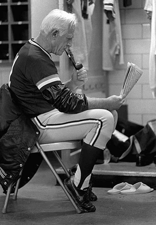 Rare Photos Of Sparky Anderson Si Com