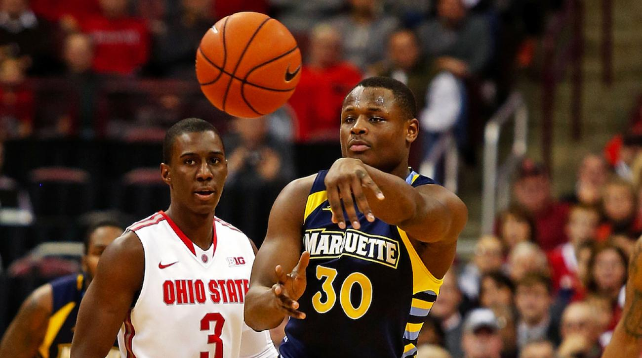 Iowa State Reportedly Lands Marquette Transfer Deonte