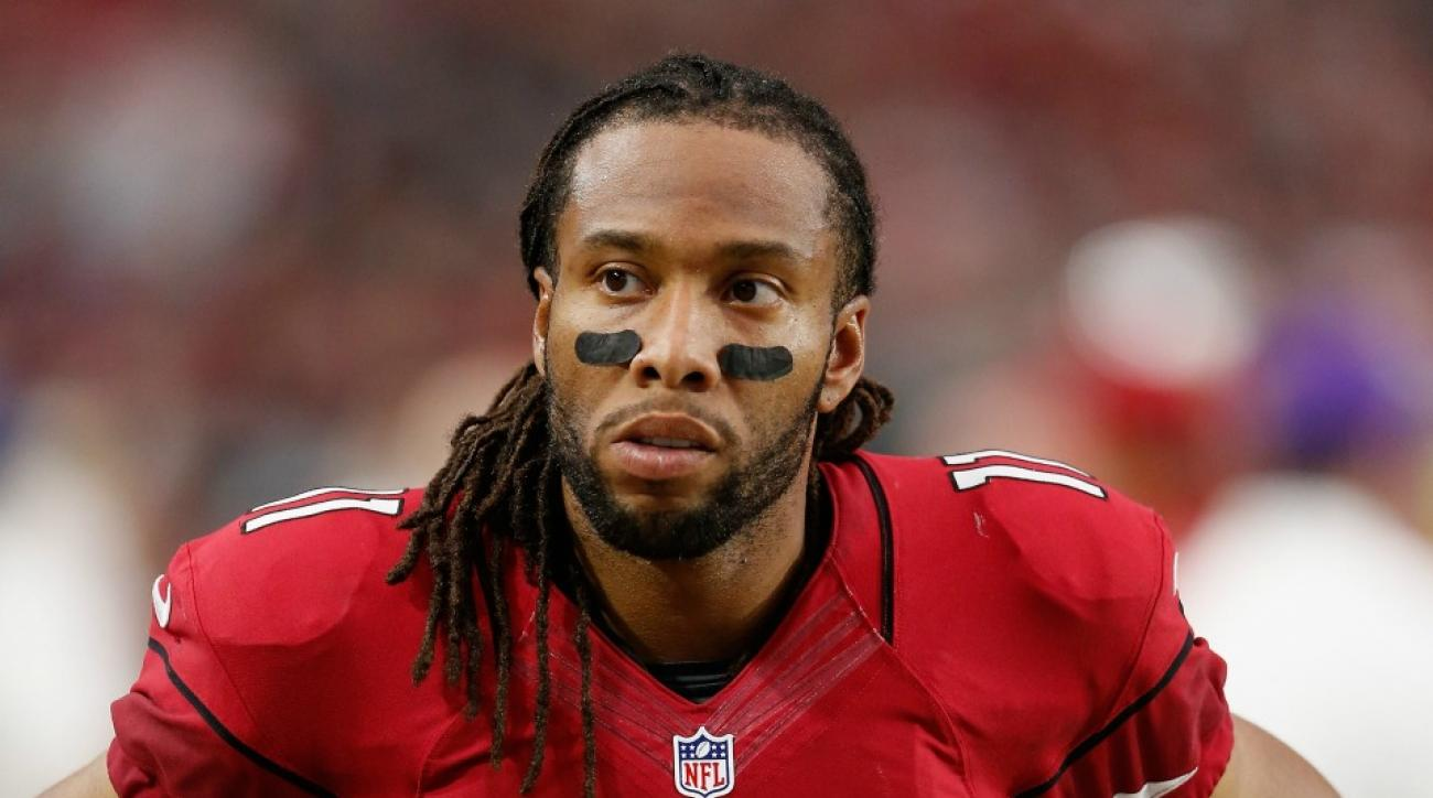 Larry Fitzgerald doesnt expect to return to Arizona