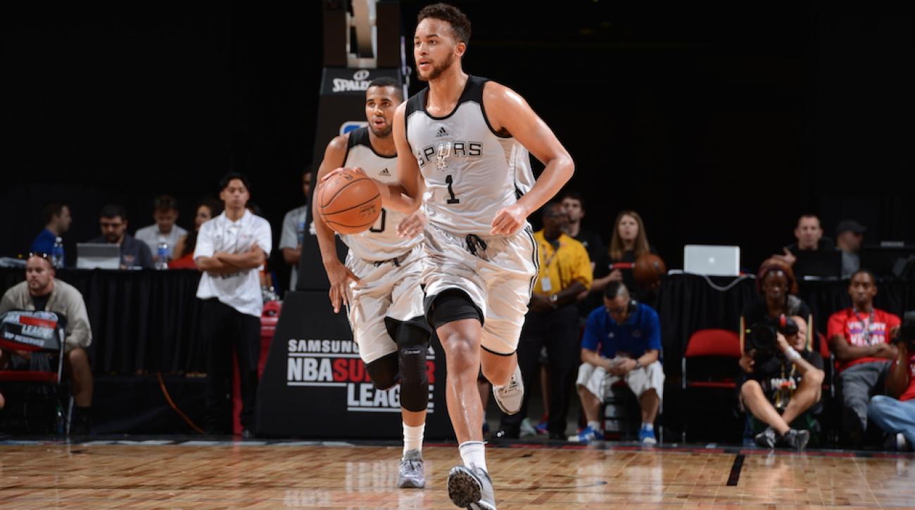 Anderson segue no Spurs (Reprodução/si.com)
