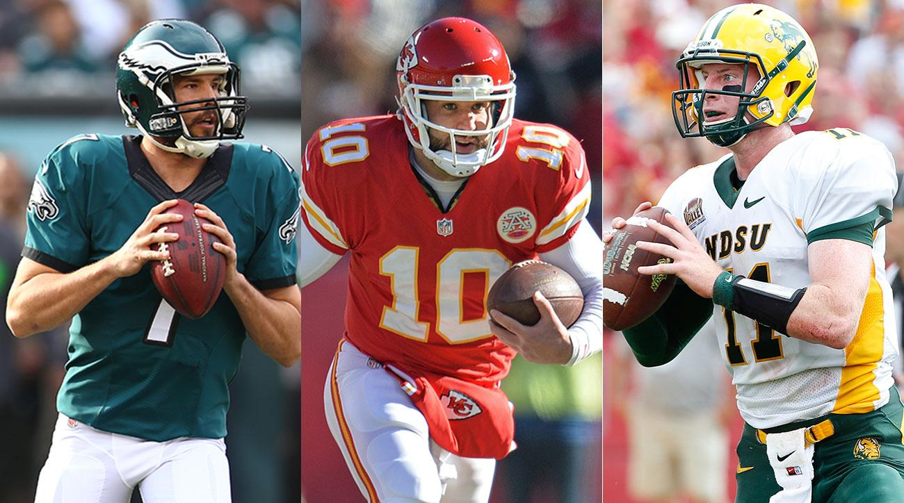 also eagles browns trade what the heck is philly doing at qb si rh