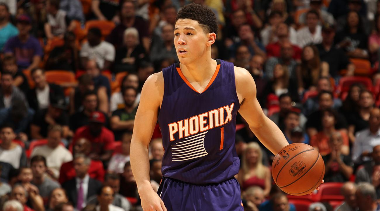 Nba S Top 100 Players Suns Sg Devin Booker Si