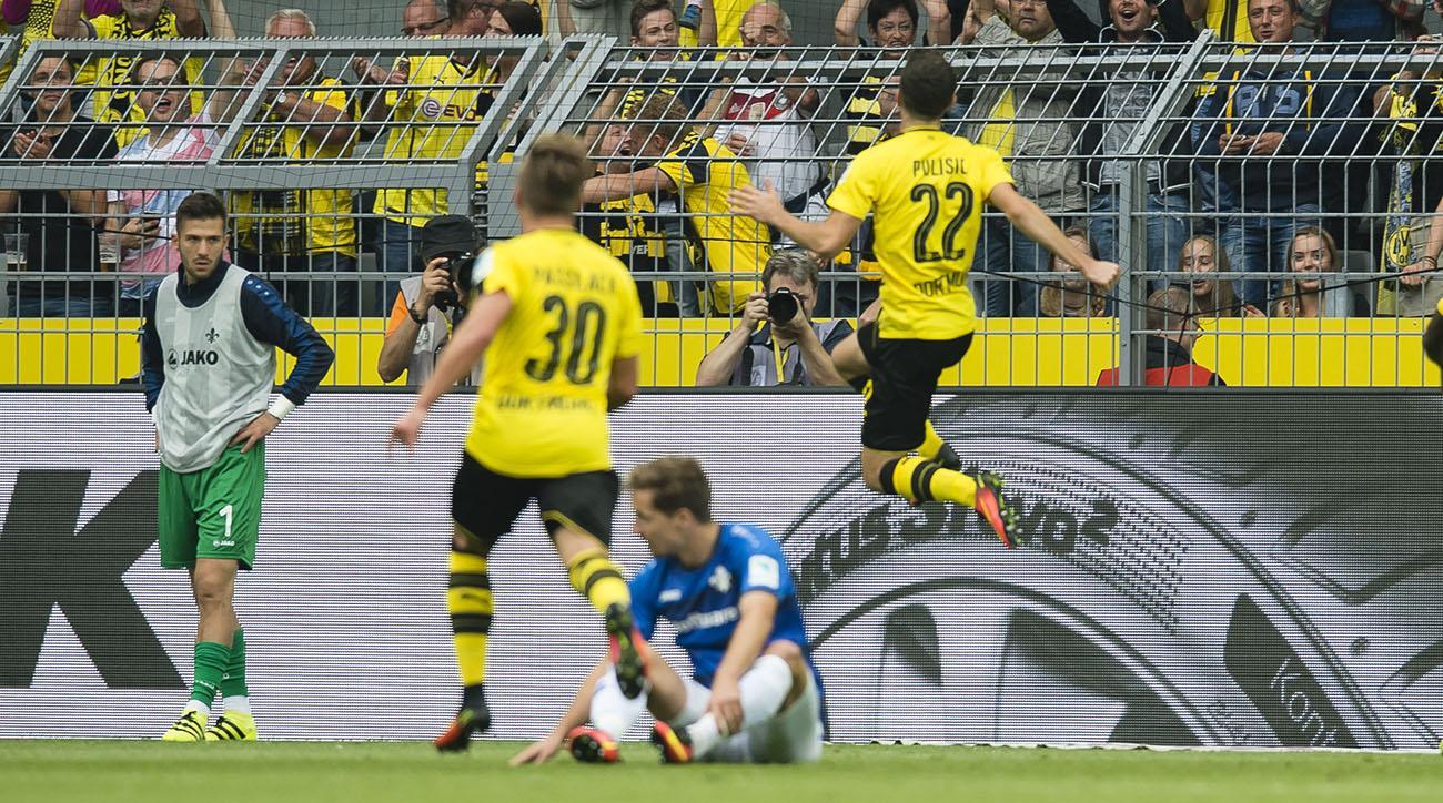 Watch Wolfsburg Vs Dortmund Online Live Stream Tv Time
