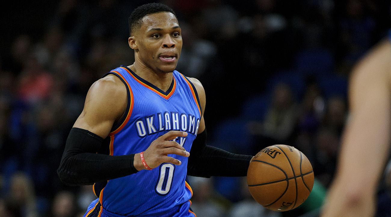 Russell Westbrook Triple Double Tracker | SI.com