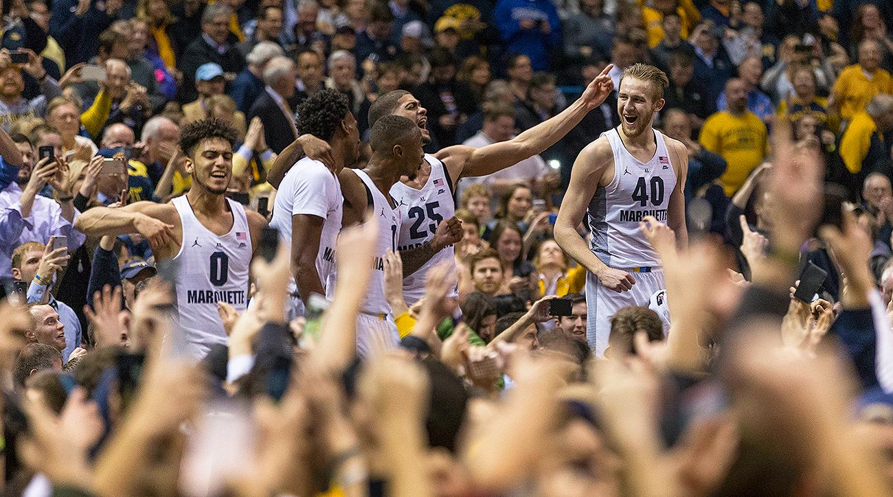 Image result for marquette basketball 2017