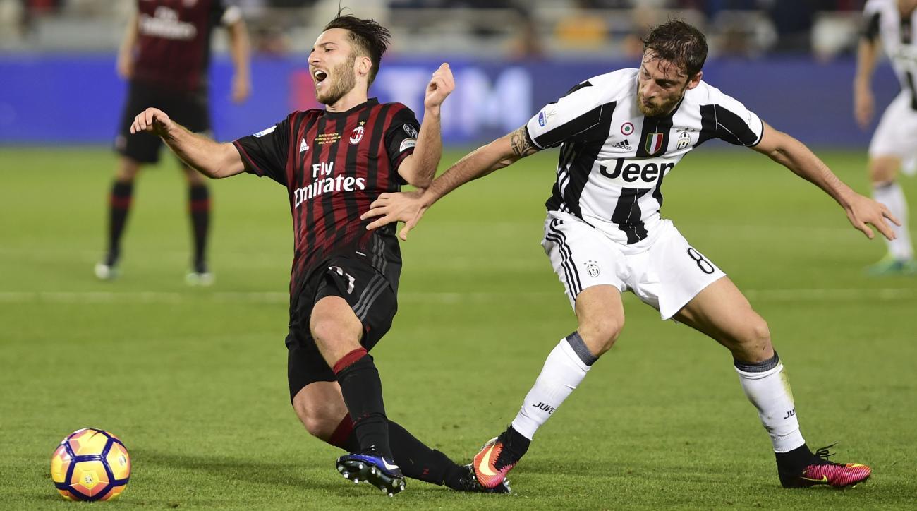 Watch Juventus Vs Ac Milan Online Live Stream Tv Time