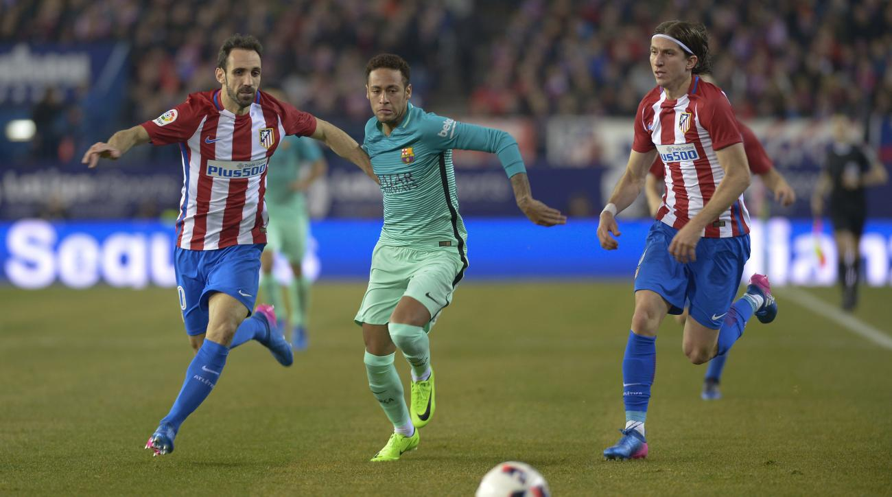Watch Barcelona Vs Atletico Madrid Online Live Stream Tv