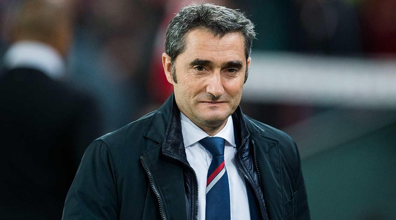 Barcelona Ernesto Valverde Hired As New Manager Si