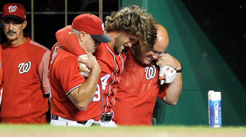 Bryce Harper Is The Latest Mlb Star To Be Sidelined By Injury In