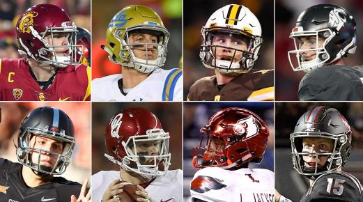 Image result for nfl draft qbs