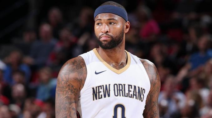 Demarcus Cousins, Courtesy of SI.com