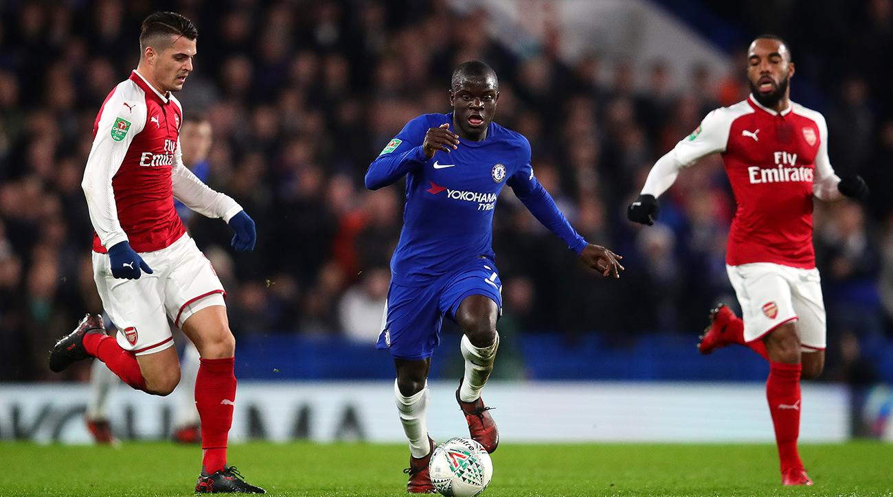 Arsenal Vs Chelsea Live Stream Watch Carabao Cup Online