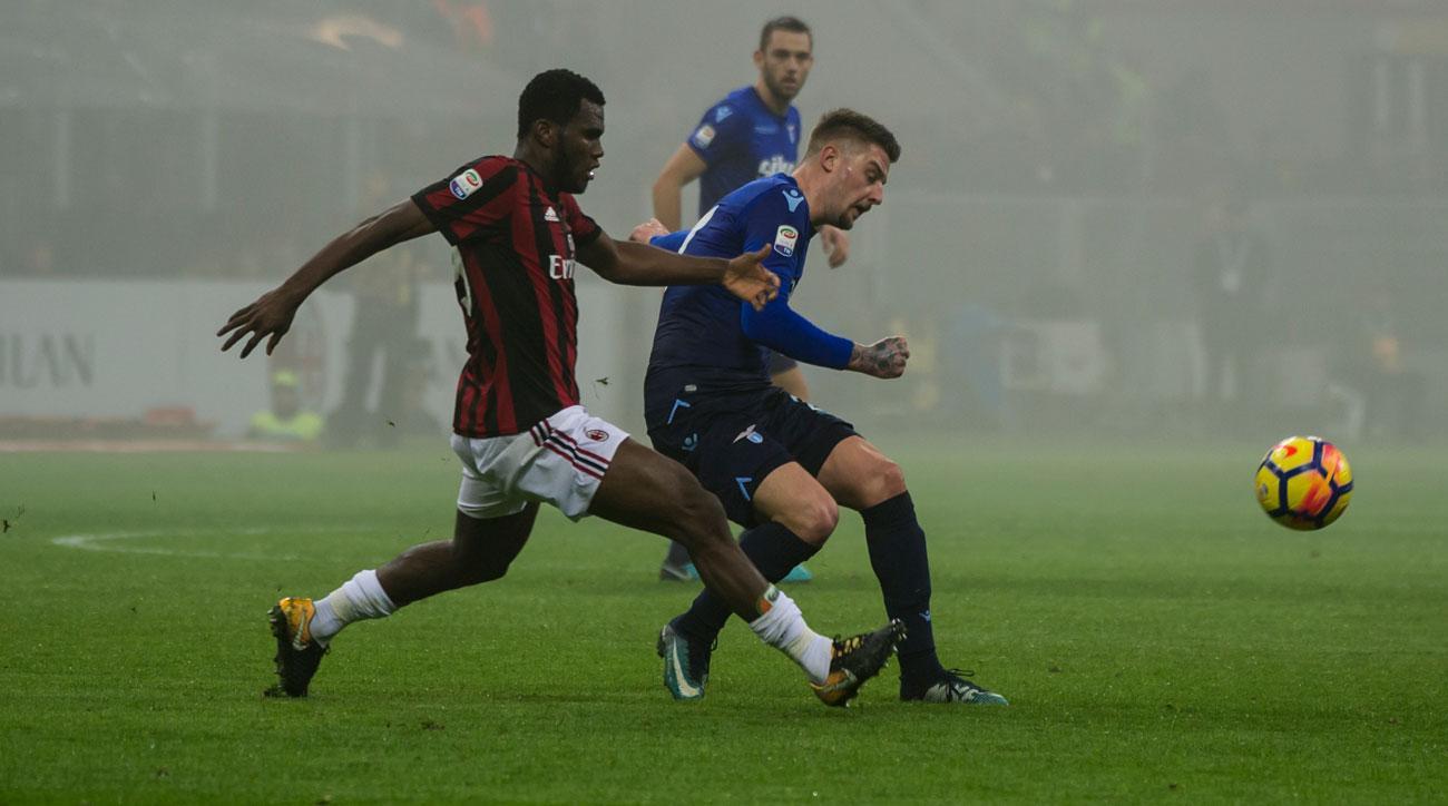 Ac Milan Vs Lazio Live Stream Watch Coppa Italia Online