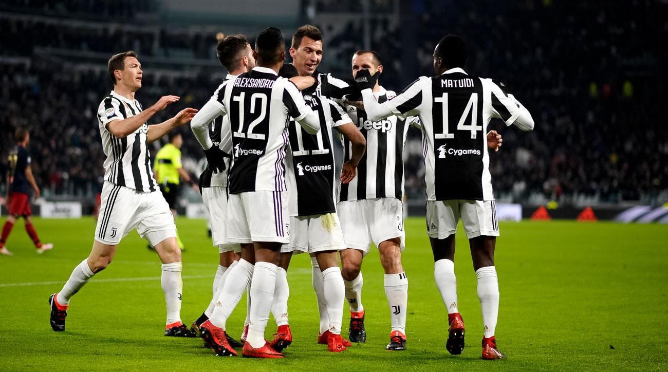 Juventus Vs Sassuolo Live Stream Watch Serie A Online Tv