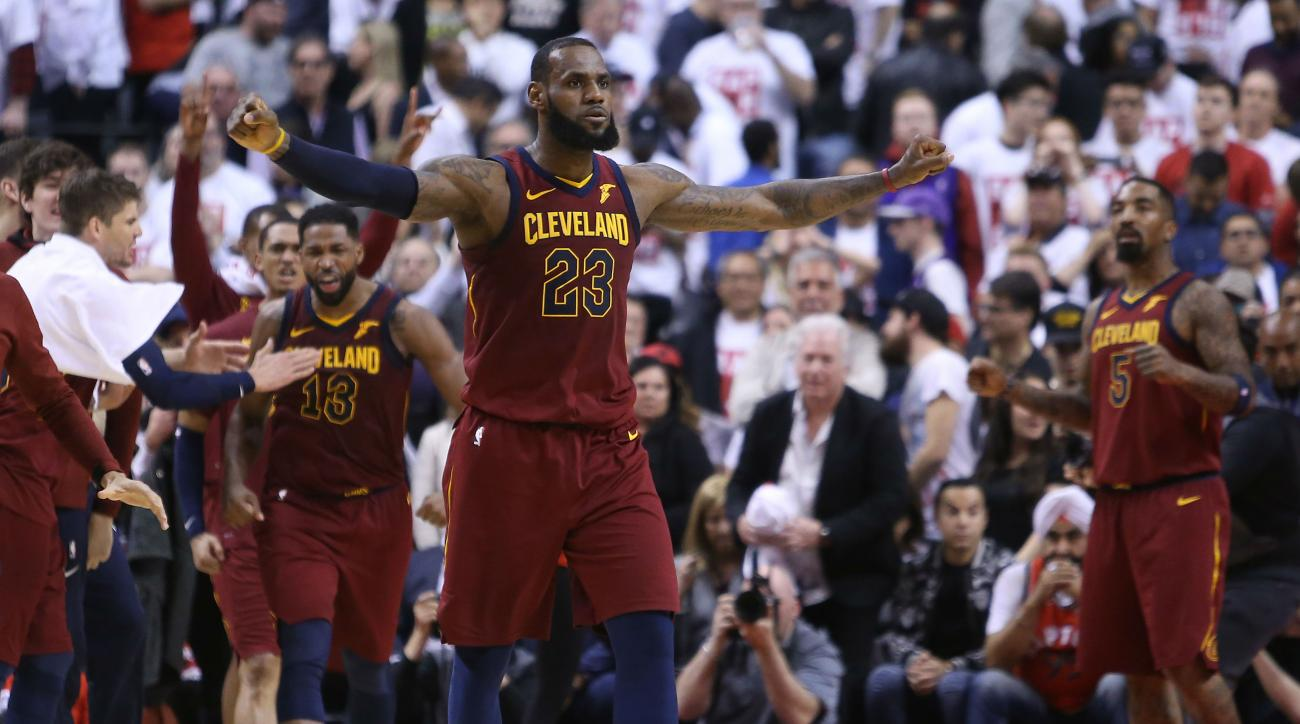 is lebron james the