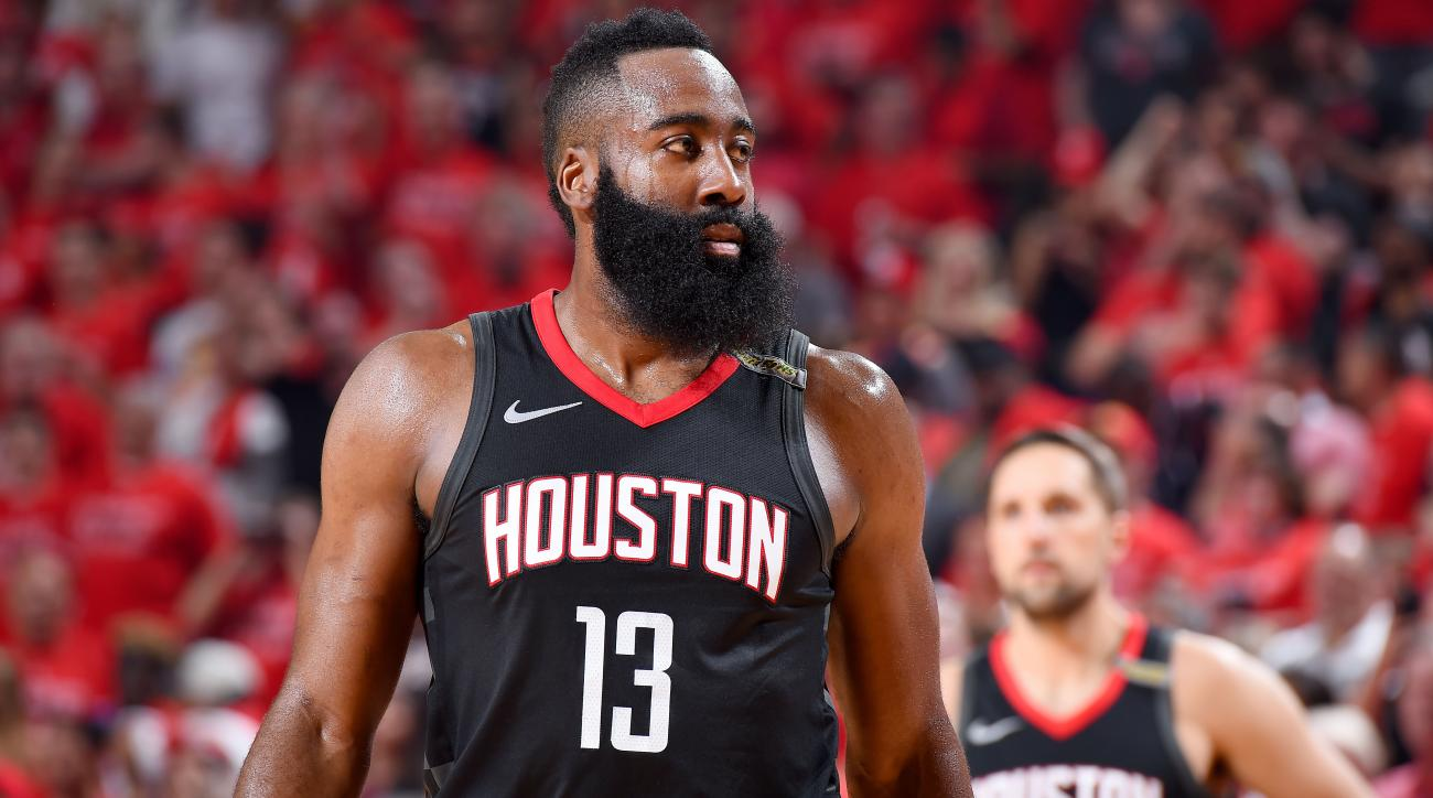 Nba Awards James Harden Reflects On Steady Climb To First