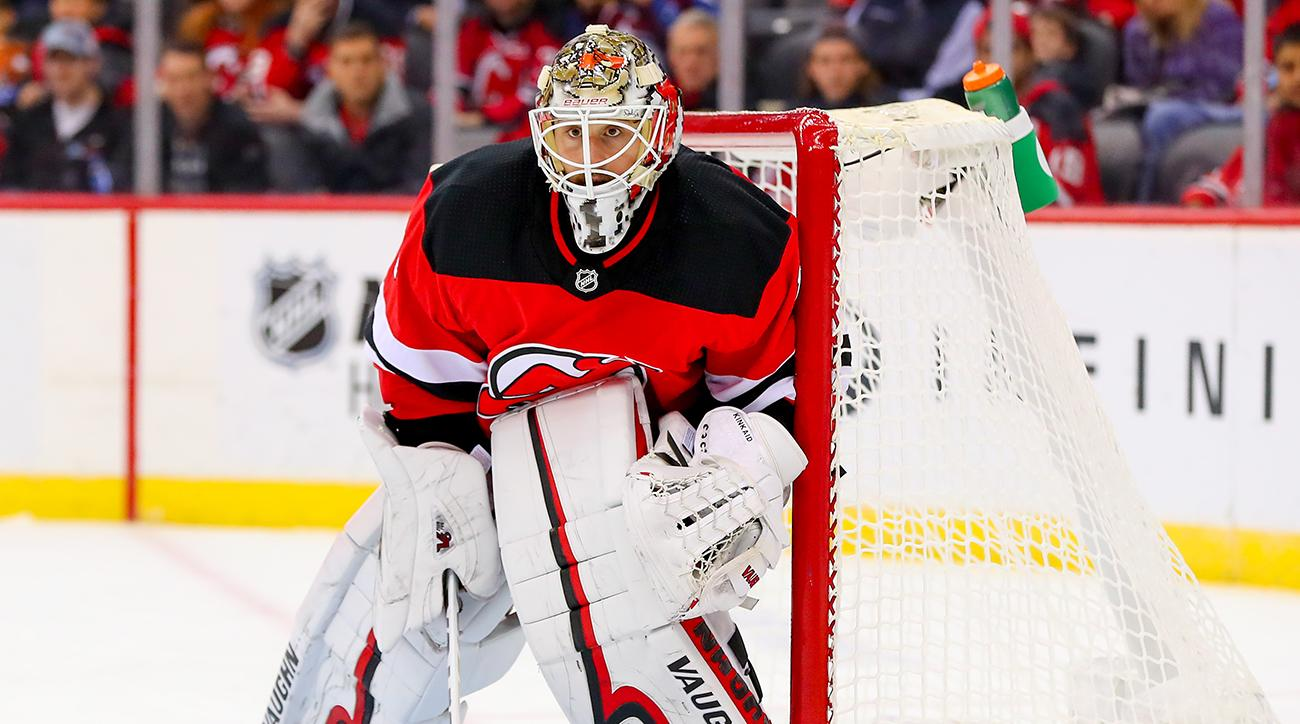 New Jersey Devils Behind The Success Of Goalie Keith