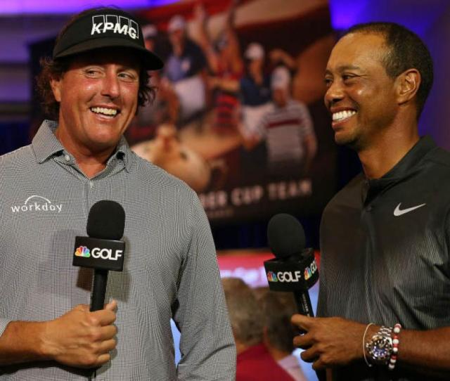 Tiger Woods Vs Phil Mickelson Live Stream Watch Online Date Tee Time Si Com