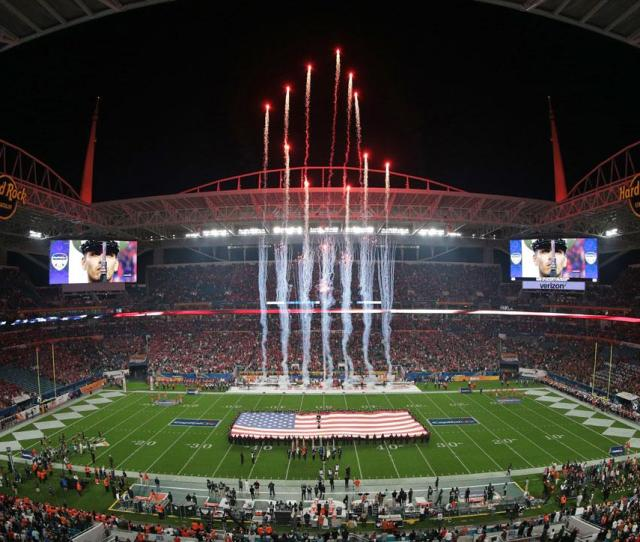 College Football Bowl Schedule 2018 2019 Games Dates Matchups Si Com