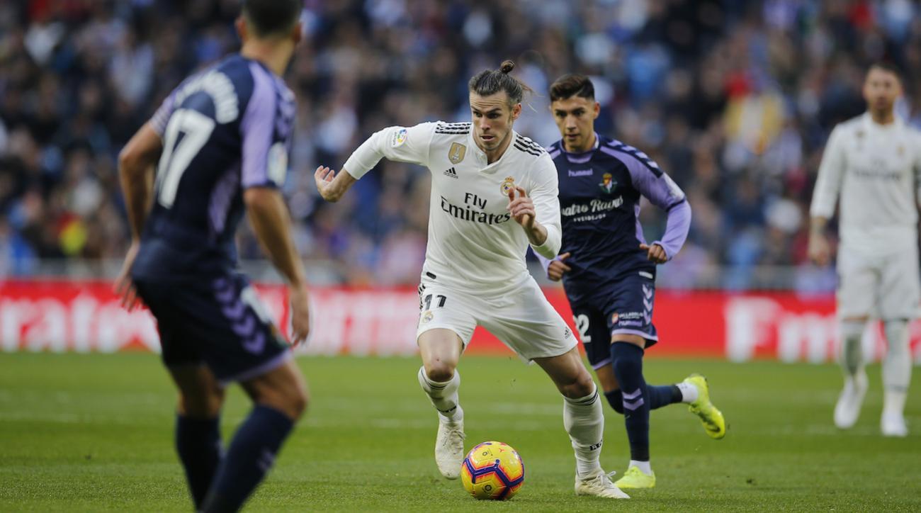 Real Madrid Vs Valladolid Live Stream Watch Online Tv