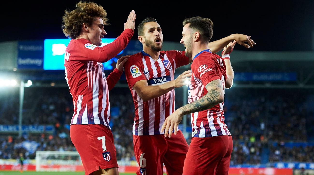 Mls All Star Game 2019 Opponent To Be Atletico Madrid Si