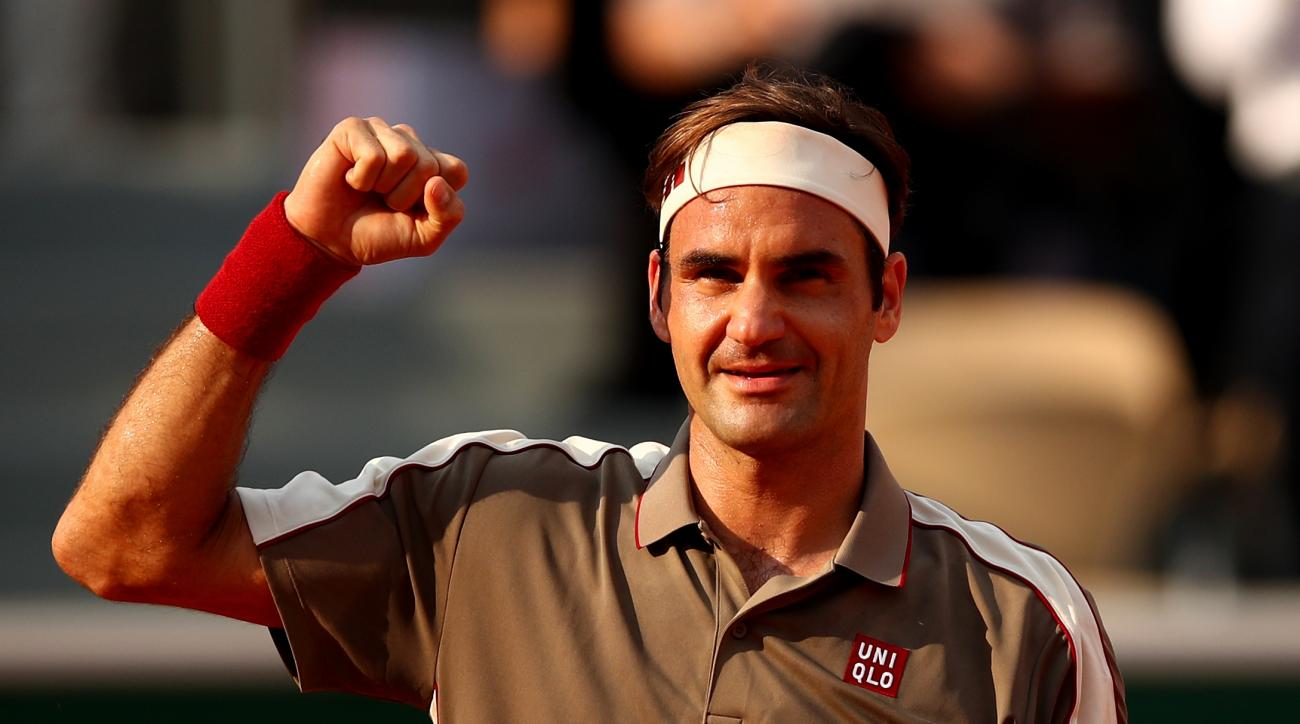 Roger Federer Rafael Nadal To Face Off In French Open