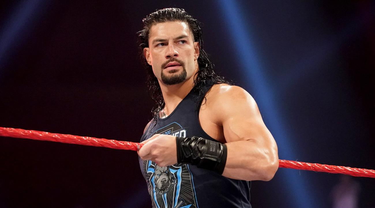 wwe wrestling news roman