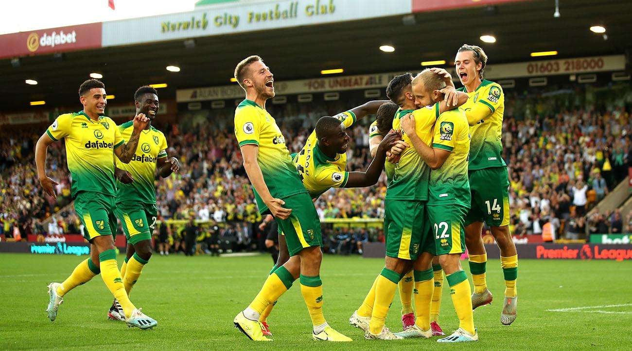 Flipboard Norwich Stuns Manchester City To Leave