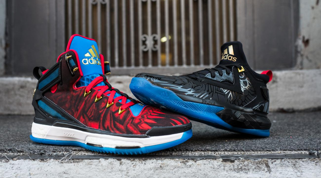 Kicks And Colors Adidas Drops New D Rose D Lillard
