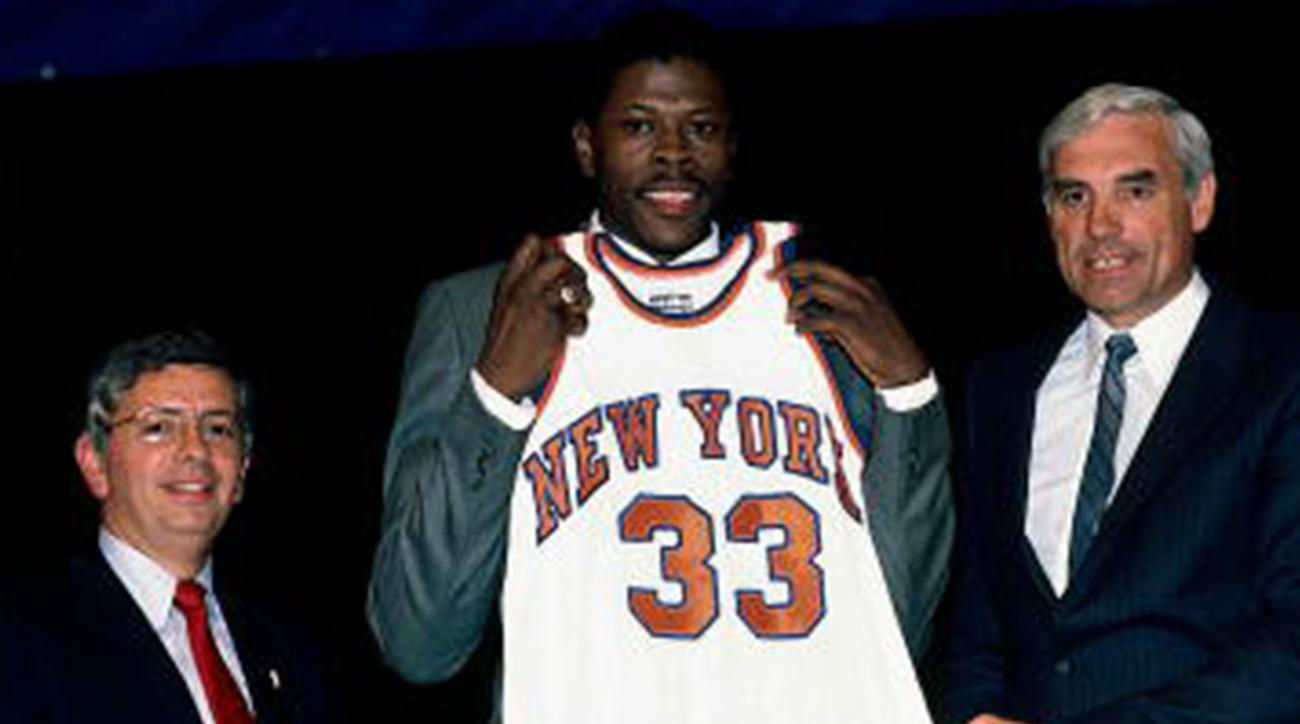 Were The New York Knicks Favored In The 1985 Draft