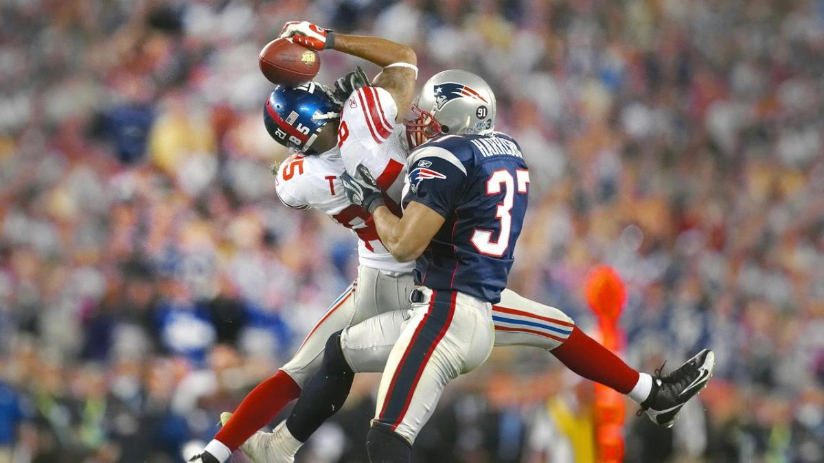 Image result for David Tyree catch