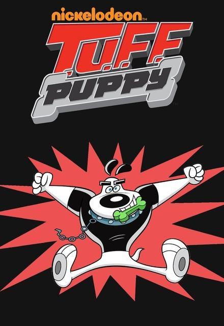 Tuff Puppy Nick : puppy, T.U.F.F., Puppy, Nickelodeon, Show,, Episodes,, Reviews, SideReel