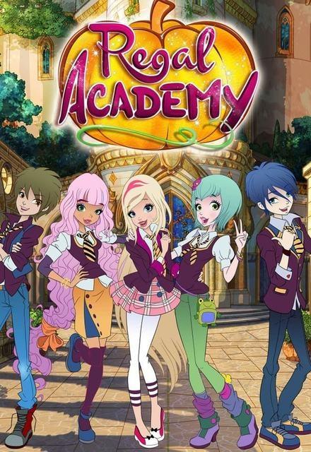 Regal Academy Season 1 Episode 1 : regal, academy, season, episode, Regal, Academy, Nickelodeon, Show,, Episodes,, Reviews, SideReel