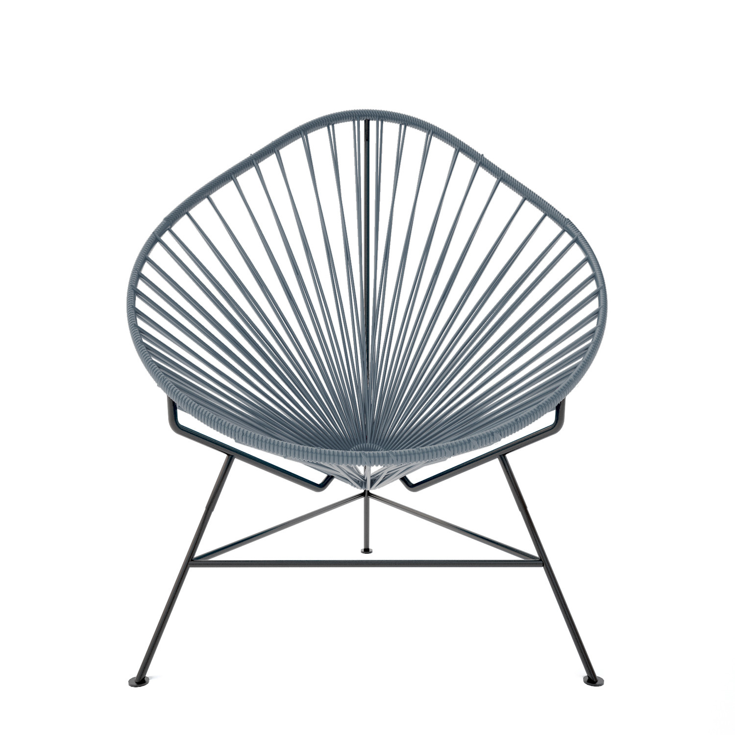 innit acapulco chair french desk grey weave on black frame touch of modern 25a2d24289cf0e7500d8a0ba7fed110f medium