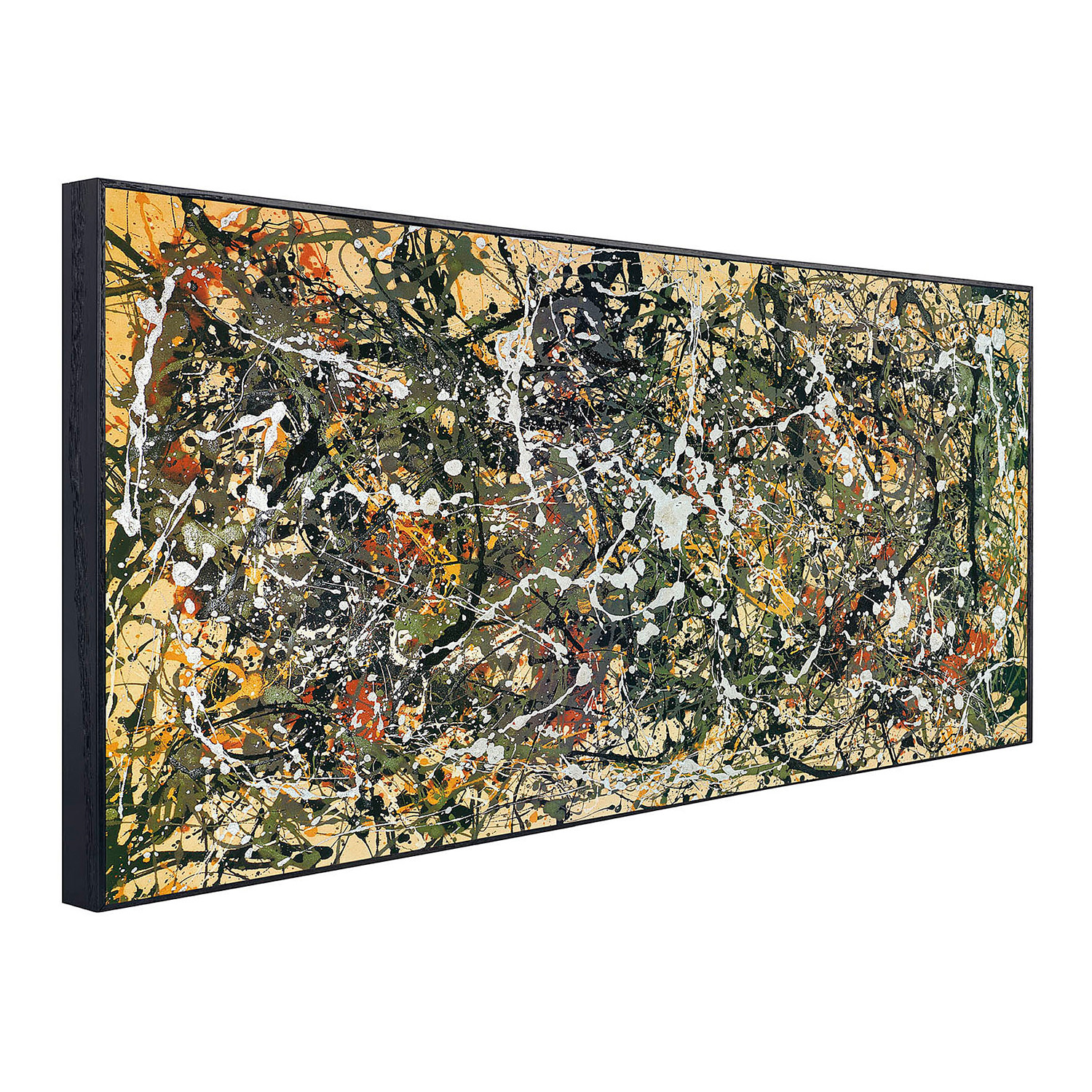 4 falten methode jackson pollock trailer wire diagram 7 pin number 8 1949 touch of modern