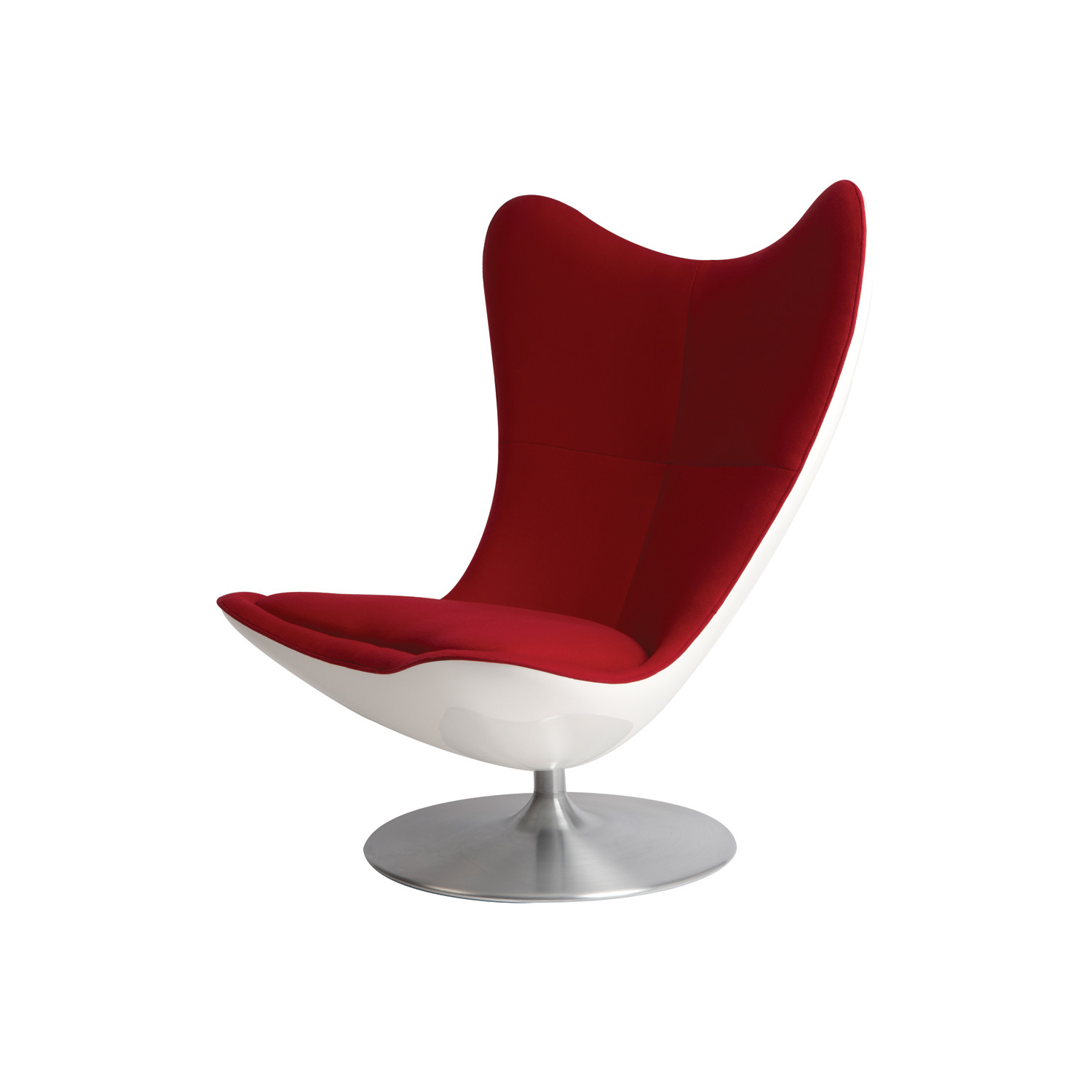 white shell chair cover hire berkshire glove 43 red felt content by conran