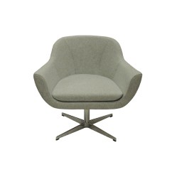 Green Lounge Chair Cute Office Chairs Swivel B Andt Touch Of Modern