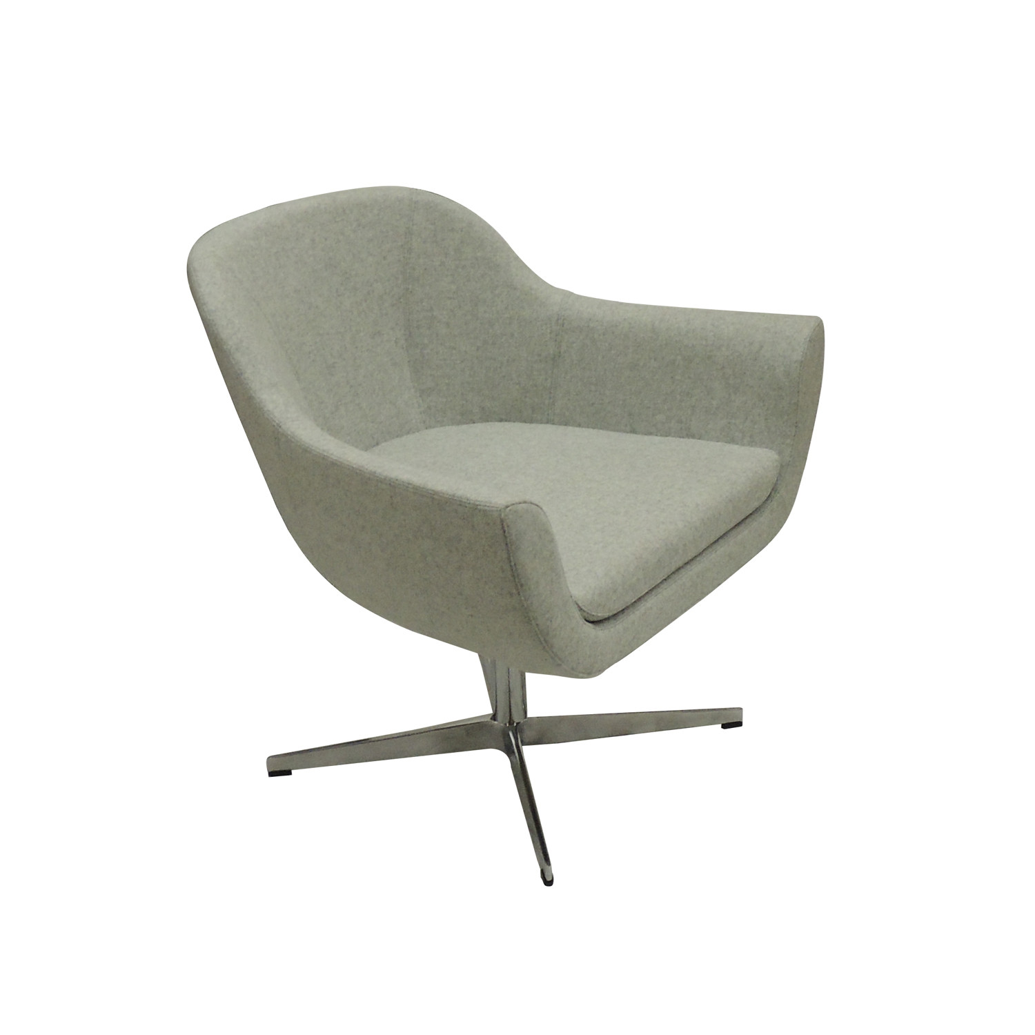 green lounge chair kaboost portable booster swivel b andt touch of modern