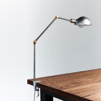 Clamp On Desk Lamp - Southern Lights Electric - Touch of ...