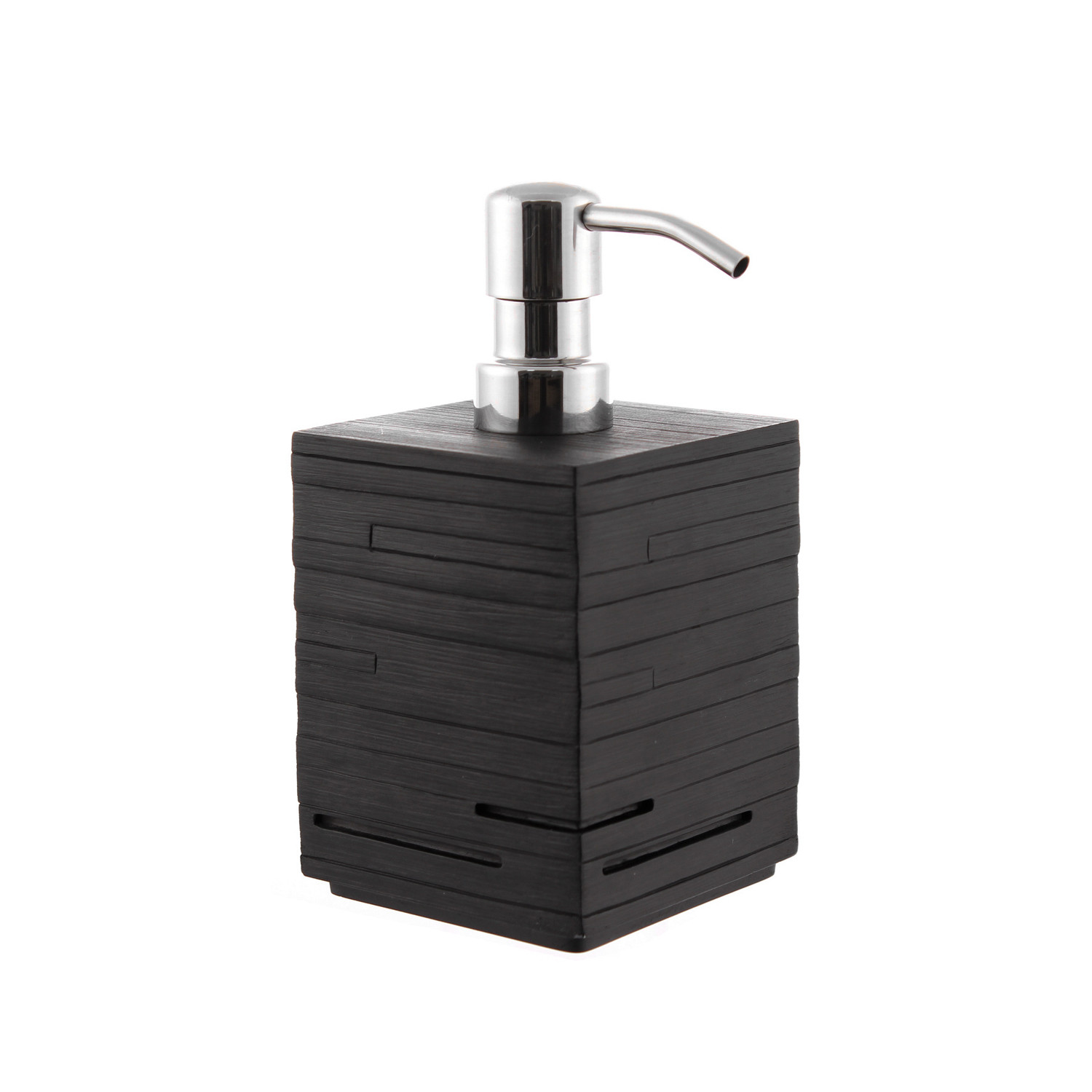 Gedy Soap Dispenser Quadrotto - Nameek' Bath Accessories Touch Of Modern
