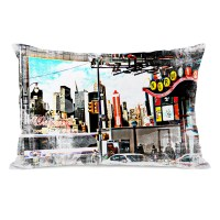 NYC Pillow - One Bella Casa - Touch of Modern