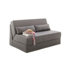 Light Sofa Bed Folding Floor Seatpacking Grey Nyfu Touch Of Modern