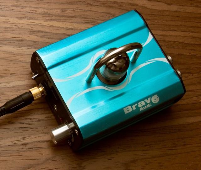 Bravo Ocean Tube Headphone Amplifier
