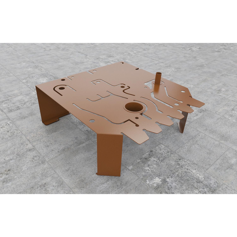 Circuit Board Coffee Table
