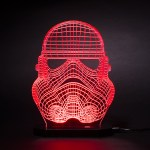 Storm Trooper Led Star Wars Lights Touch Of Modern