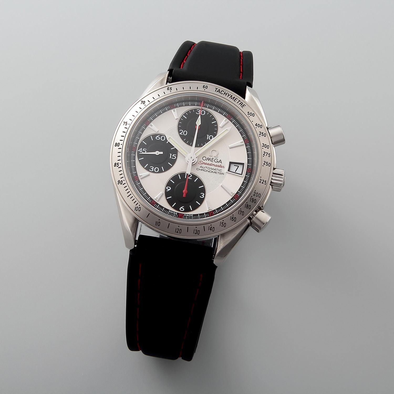 Omega Speedmaster Sport Date Automatic 38135 33143