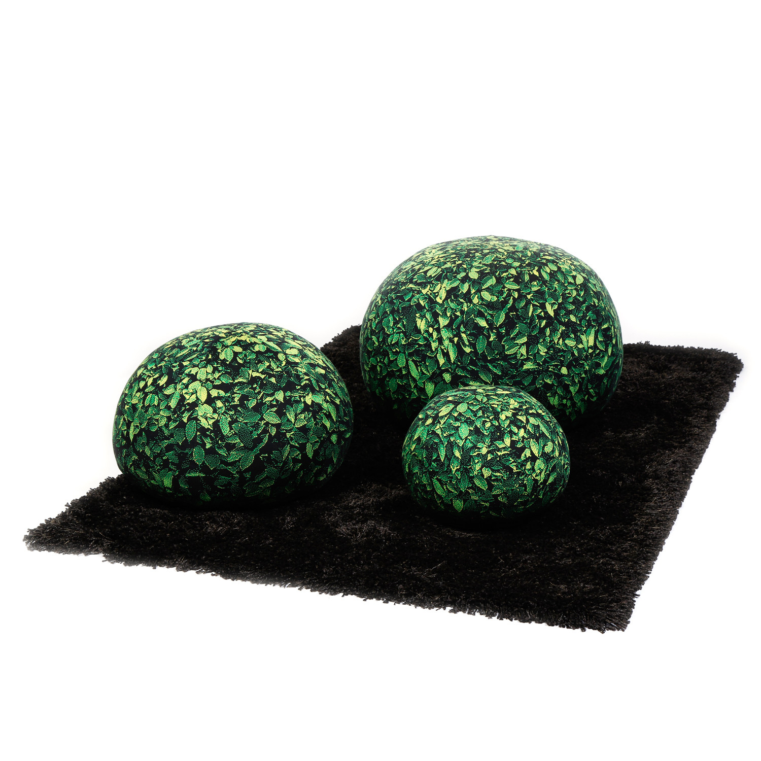 small ball chair sure fit covers topiary beanbag ficus chic sin
