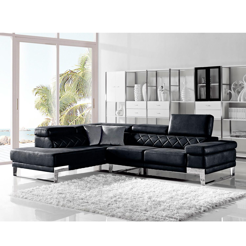 aria fabric modern sectional sofa set online snapdeal divani casa arden vig